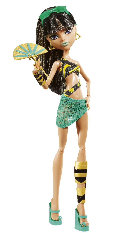 Биография Клео де Нил | Monster High Club