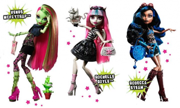 ����� ����� Monster High...