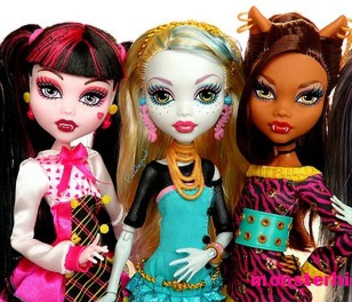 На кого из Монстров ты больше всего похожа? — Тесты Monster High