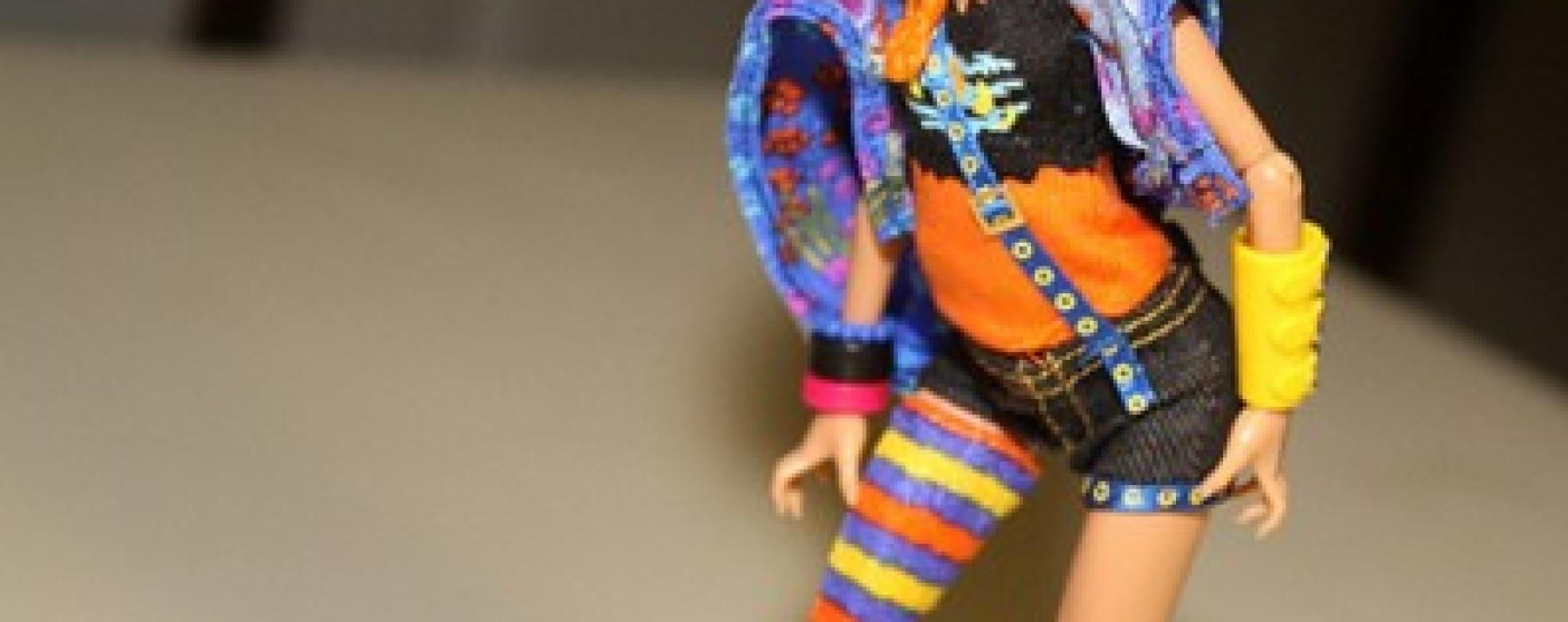 Подходит ли тебе стиль Хоулин? — Тесты Monster High