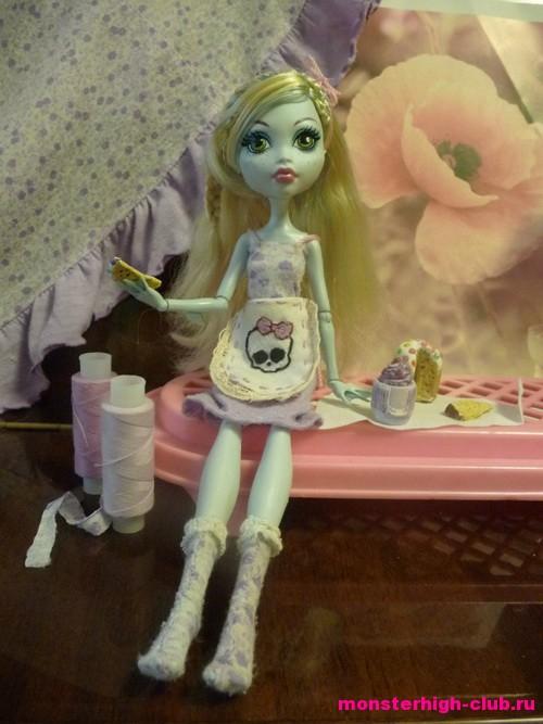 Пижама для кукол своими руками монстр хай