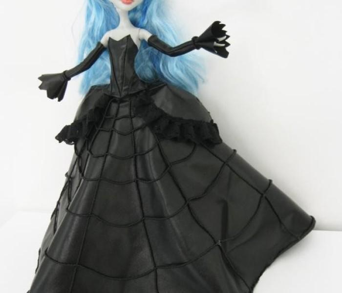 Платье для Хэллоуина — Конкурс модельеров 3 этап