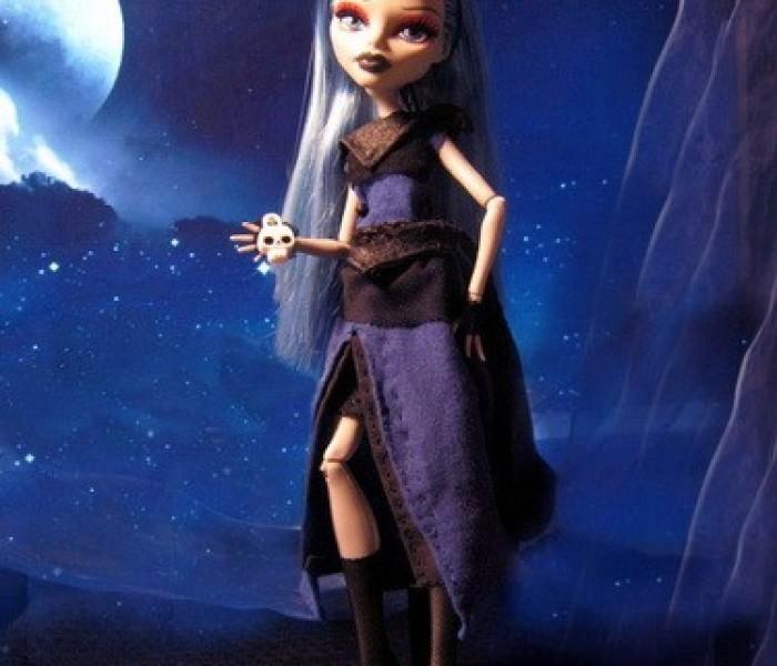 Платье «Ночная лилия» — Конкурс модельеров 3 этап