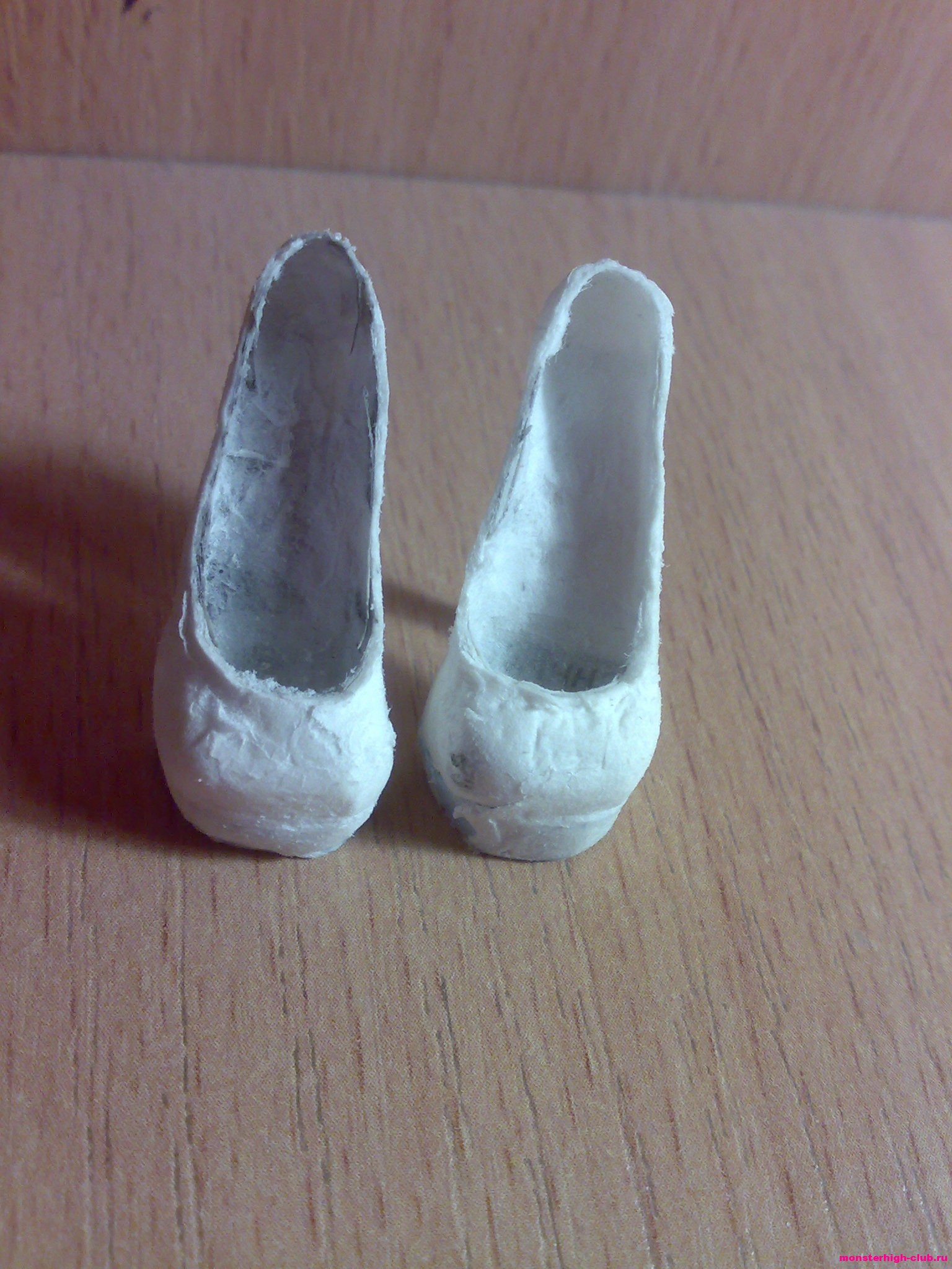 Туфли из пластилина. Поделки своими руками 47