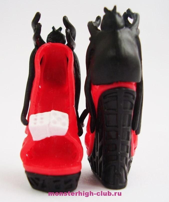 Обувь с гигантской платформой