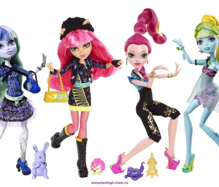 Базовые куклы из серии «13 желаний»