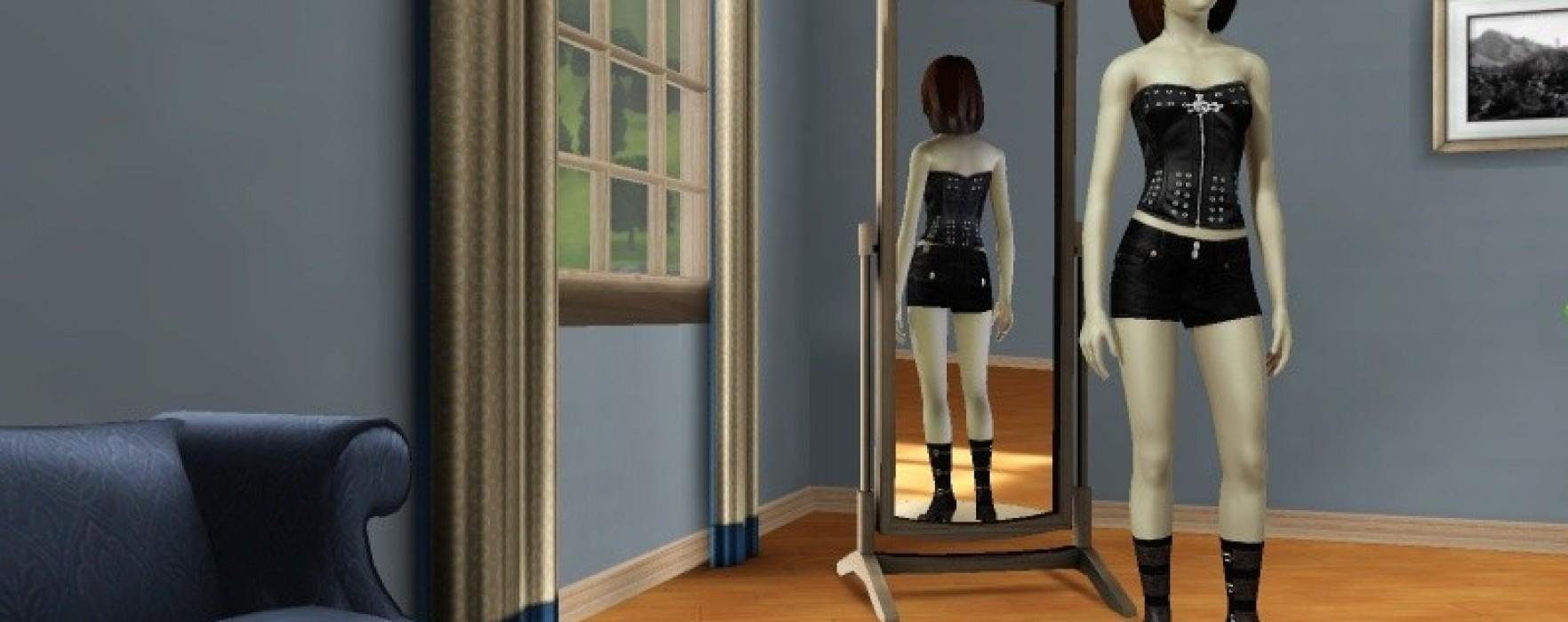 Rochelle Goyle для Sims 3
