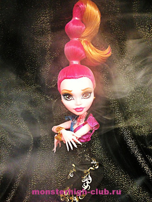 Monster High Gigi Grant