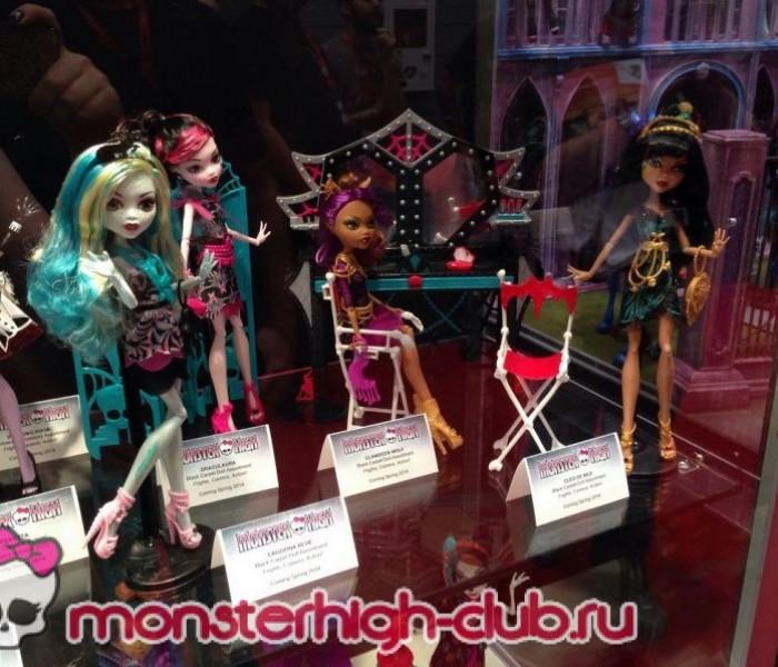 Monster High на Комик-Кон в Нью-Йорке (NYCC 2013)