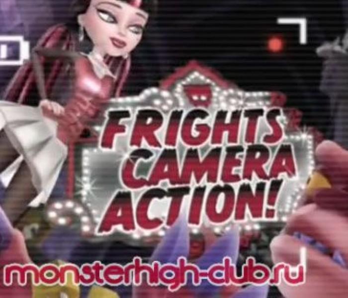 «Frights, Camera, Action!» («Страх! Камера! Мотор!») — сюжет, персонажи