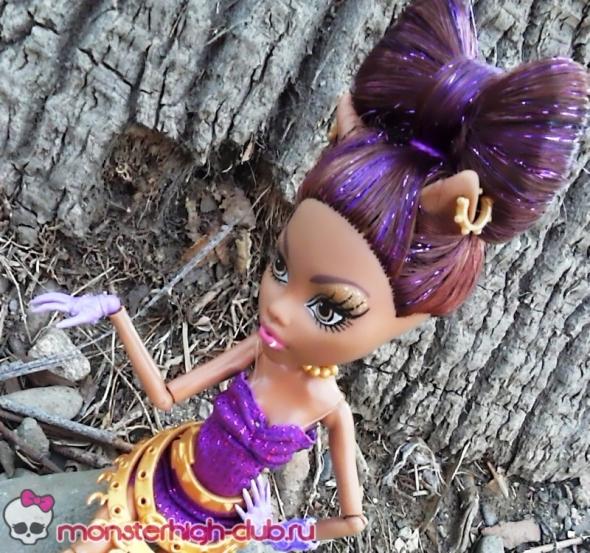 Причёски для кукол монстер хай своими руками фото