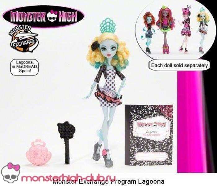 Новые торговые марки Monster High и предварительные промо некоторых новинок