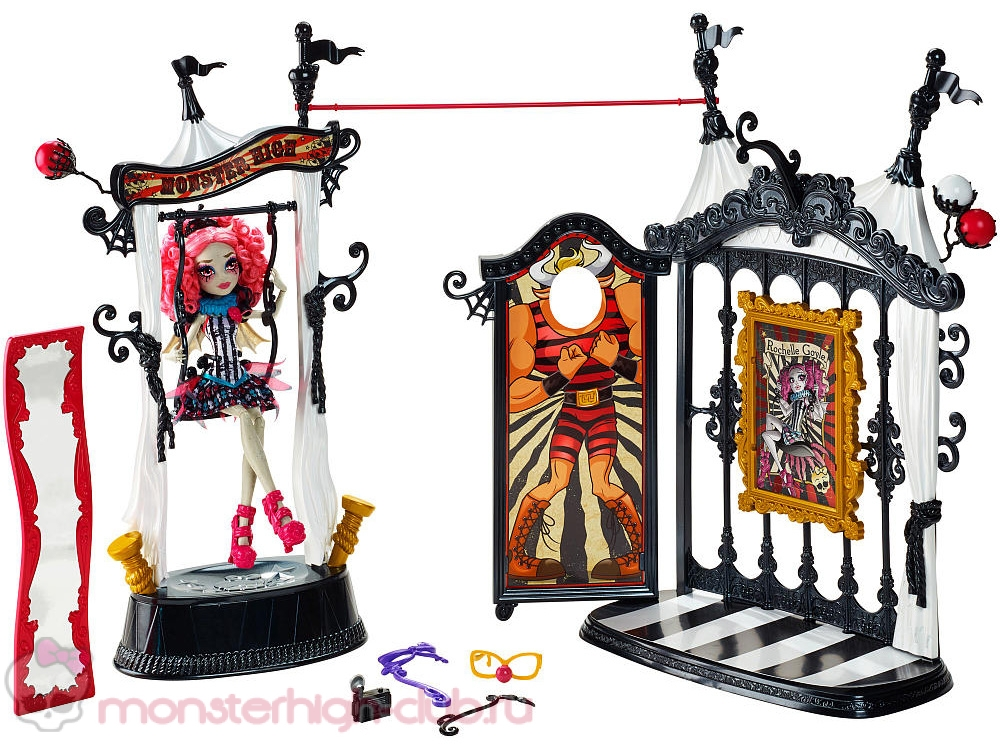 monster_high_rochelle_goyle_freak_du_chic_playset_circus_scaregroungs (4)