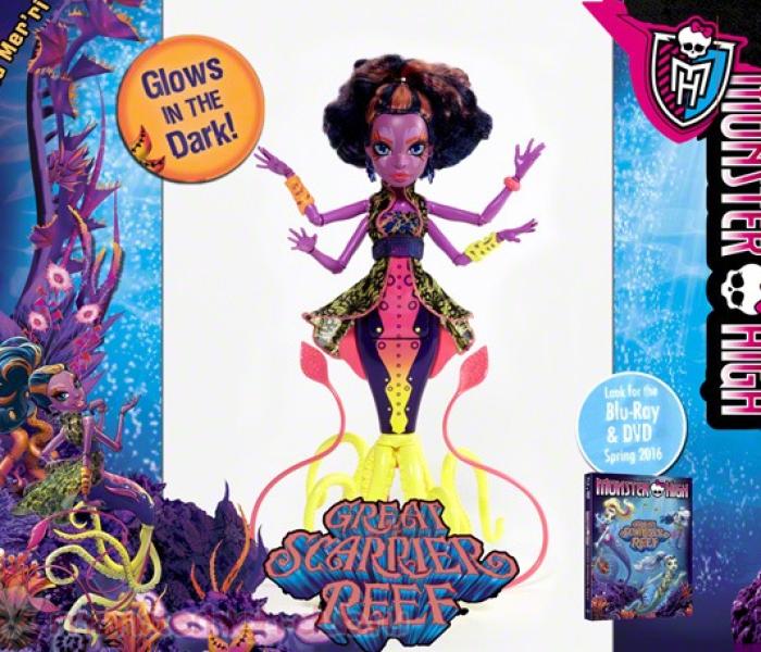 Фото дневника Калы Мэр'ри «Great Scarrier Reef: Down Under Ghouls»