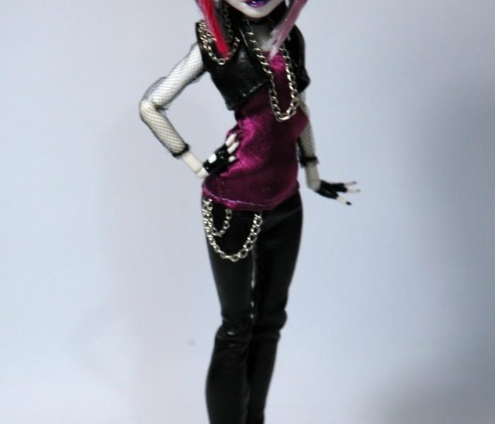 Мастер класс костюм «Соблазн» для кукол Monster High