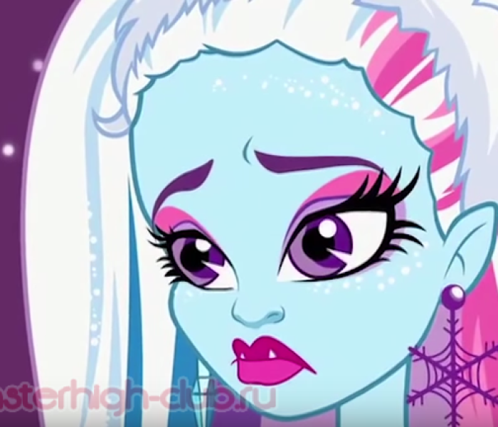Monster High на русском: Школа Монстров — Знакомьтесь с Эбби Боминейбл!