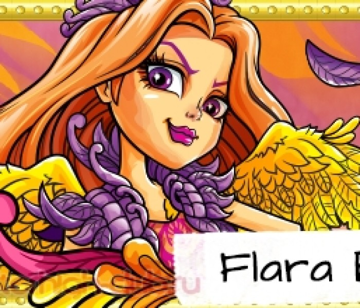Флэра Блэйз / Flara Blaze (Fright-Mares) — био на русском языке