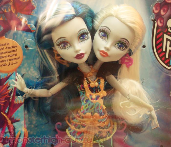 Фото-обзор сестер Пери и Перл Серпентайн Great Scarrier Reef