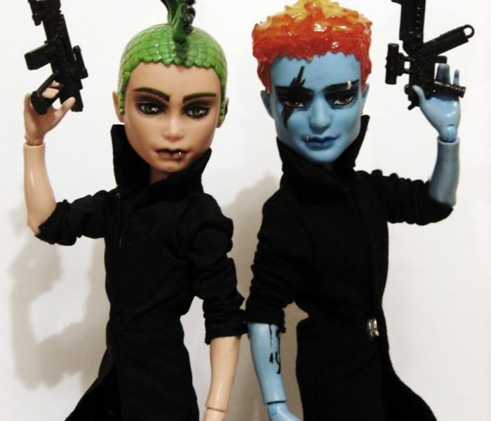 фотки голых кукол