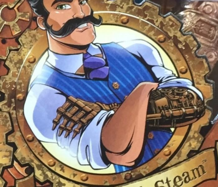 Хексикая Стим (Hexiciah Steam) — био на русском языке