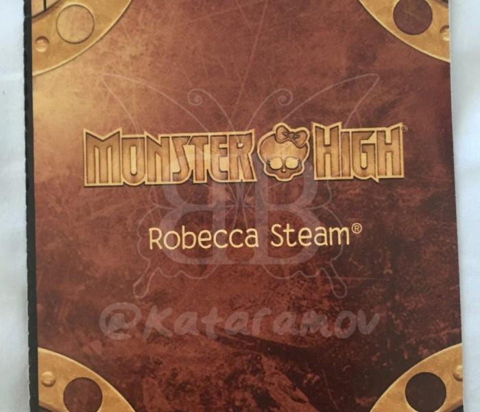 Фото дневника Робекки Стим SDCC 2016 (San Diego Comic-Con Exclusive 2-pack) на английском языке