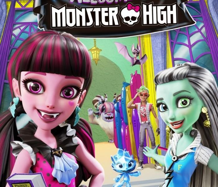 Премьера мультфильма Welcome to Monster High в кинотеатрах США