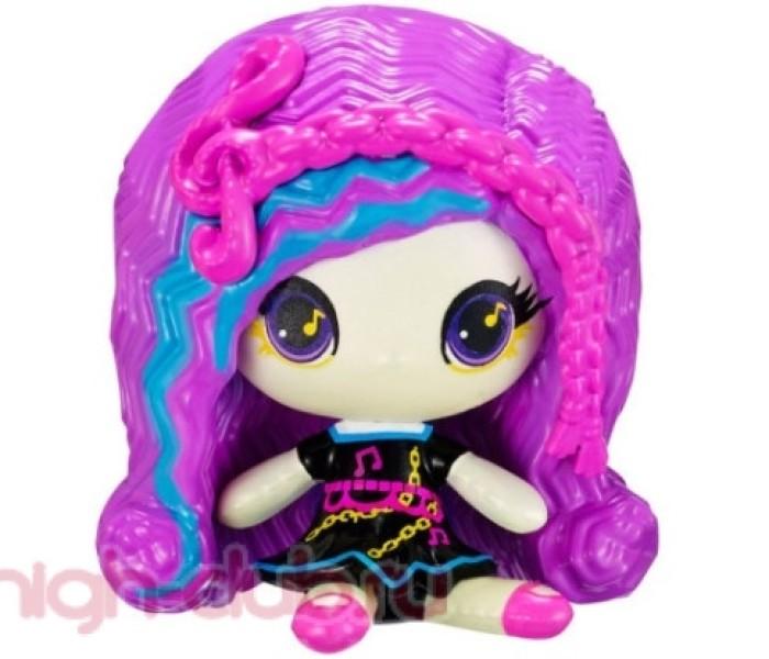 Промо-фото 3-пэков Monster High Minis: Electrified Ghouls, Glow in the Dark, Geek Shriek, Fruit Ghouls, Mermaid Ghouls, Candy Ghouls: Дракулаура, Ари, Венера, Твайла, Эбби, Клео, Френки