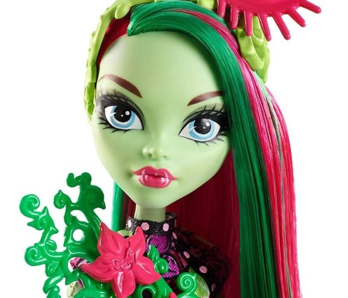 Промо-фото новой куклы Венеры МакФлайтрап «Party Ghouls»
