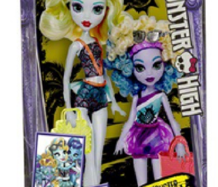Новинки кукол Monster High на 2017 год: Monster Family, School Bus, Garden Ghouls, First Day in School и многое другое
