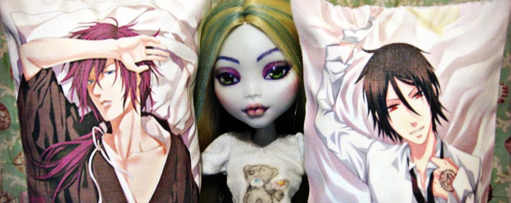 Дакимакура для куклы
