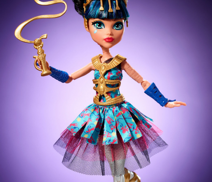 Новая коллекция Monster High Балерины 2018